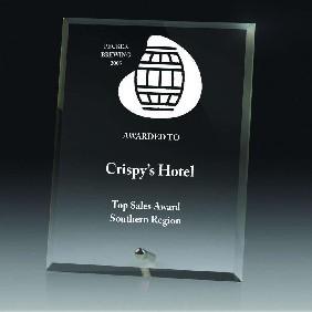 Glass Award DY10C - Trophy Land