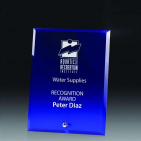 Glass Award DY30A - Trophy Land