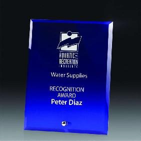 Glass Award DY30B - Trophy Land