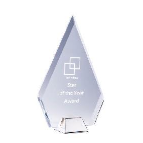 Acrylic Award EAC06C - Trophy Land