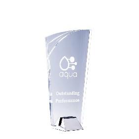 Acrylic Award EAC07A - Trophy Land