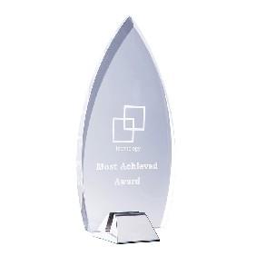 Acrylic Award EAC08C - Trophy Land