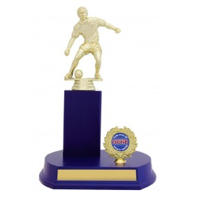 Soccer Trophy F0072 - Trophy Land