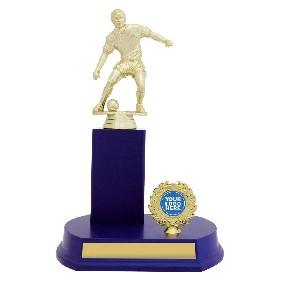 Soccer Trophy F1017 - Trophy Land