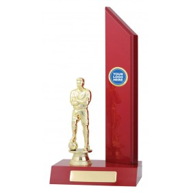 Soccer Trophy F1073 - Trophy Land