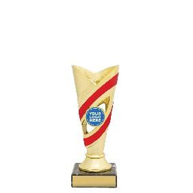Soccer Trophy F1077 - Trophy Land