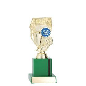 Soccer Trophy F1086 - Trophy Land
