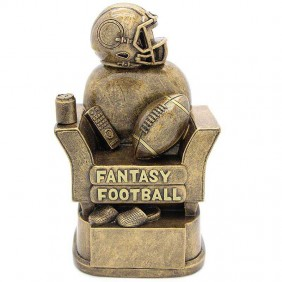 Fantasy Football Trophy FF18 - Trophy Land