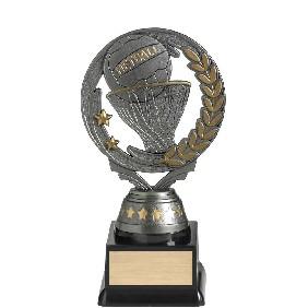Netball Trophy FT291B - Trophy Land