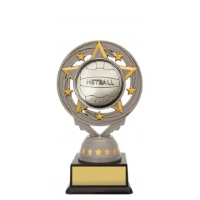 Netball Trophy FT591A - Trophy Land