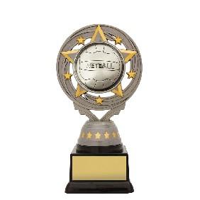 Netball Trophy FT591B - Trophy Land