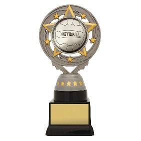 Netball Trophy FT591C - Trophy Land