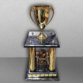 Corporate Awards Gallery Fantasy League Trophy - Trophy Land