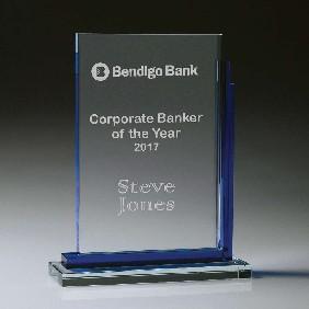 Glass Award GB207L - Trophy Land