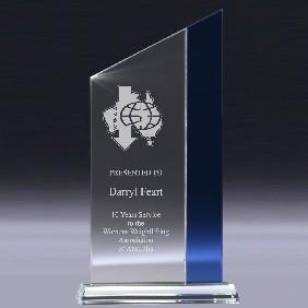 Glass Award GB342M - Trophy Land