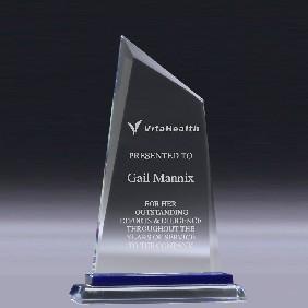 Glass Award GB343M - Trophy Land
