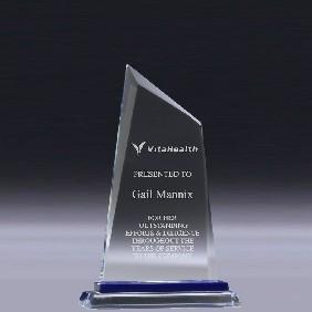 Glass Award GB343S - Trophy Land