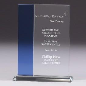 Glass Award GB381L - Trophy Land