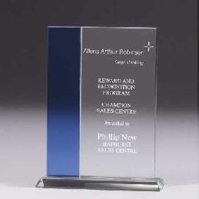 Glass Award GB381M - Trophy Land
