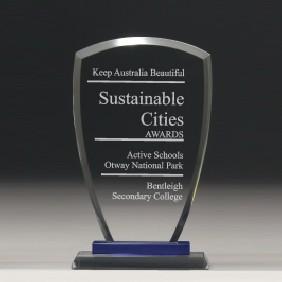 Glass Award GB390M - Trophy Land