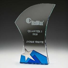 Glass Award GB395M - Trophy Land