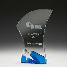 Glass Award GB395S - Trophy Land