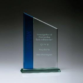 Glass Award GB402A - Trophy Land