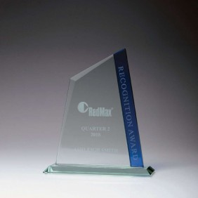 Glass Award GB510A - Trophy Land