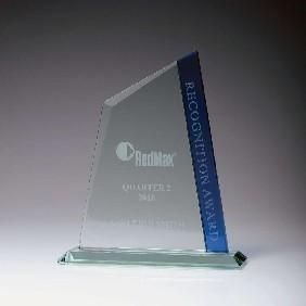 Glass Award GB510B - Trophy Land