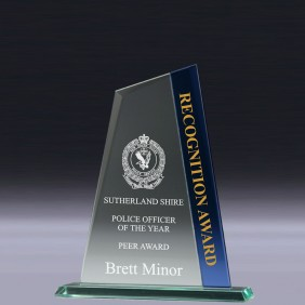 Glass Award GB521 - Trophy Land