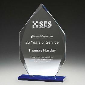 Glass Award GB630C - Trophy Land