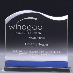 Glass Award GB659M - Trophy Land