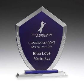 Glass Award GB802L - Trophy Land