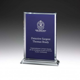 Glass Award GB813M - Trophy Land