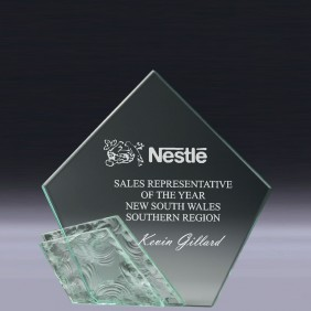 Glass Award GD517 - Trophy Land