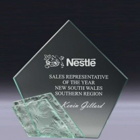 Glass Award GD520 - Trophy Land