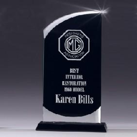 Glass Award GK317M - Trophy Land