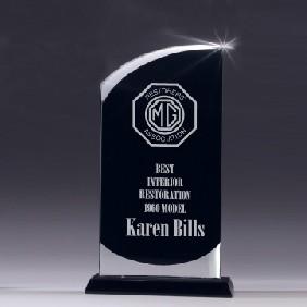 Glass Award GK317S - Trophy Land