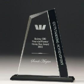 Glass Award GK331M - Trophy Land