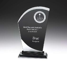 Glass Award GK345L - Trophy Land