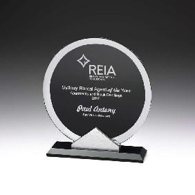 Glass Award GK427L - Trophy Land