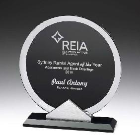 Glass Award GK427M - Trophy Land