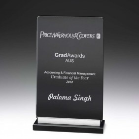 Glass Award GK895M - Trophy Land