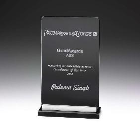 Glass Award GK895S - Trophy Land