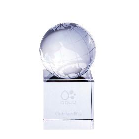 Crystal Award GL01A - Trophy Land