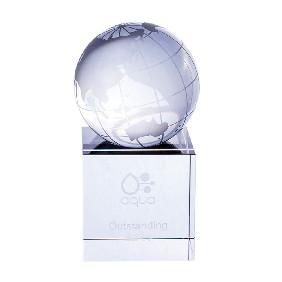 Crystal Award GL01B - Trophy Land