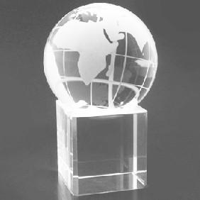 Crystal Award GLB10-B - Trophy Land