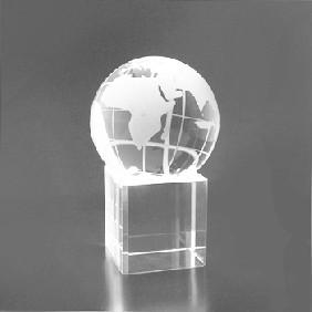 Crystal Award GLB6-B - Trophy Land