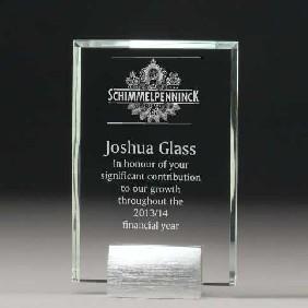 Glass Award GM101M - Trophy Land