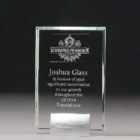 Glass Award GM101S - Trophy Land
